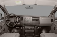 2012 Chevrolet Express Cargo, Front View copyright AOL Autos. , manufacturer, interior