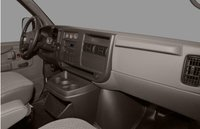 2012 Chevrolet Express Cargo, Front seat view copyright AOL Autos. , interior, manufacturer