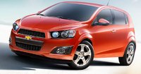 2012 Chevrolet Sonic Picture Gallery