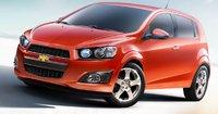 2012 Chevrolet Sonic, Front quarter view. , exterior, manufacturer