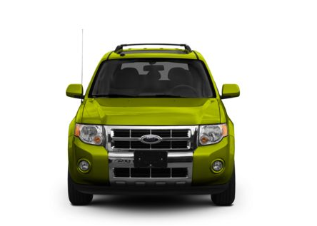 2012 Ford Escape Hybrid, Front view copyright AOL Autos. , manufacturer, exterior