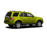 2012 Ford Escape Hybrid, Back quarter view copyright AOL Autos. , manufacturer, exterior