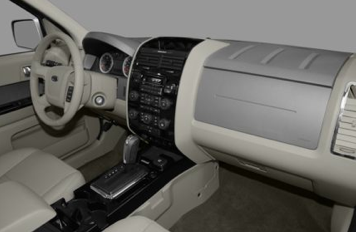 2012 Ford Escape Hybrid, Front View copyright AOL Autos. , interior, manufacturer