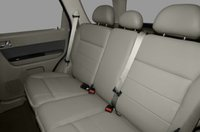 2012 Ford Escape Hybrid, Back Seats copyright AOL Autos. , interior, manufacturer