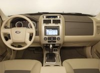2012 Ford Escape Hybrid, Front View copyright AOL Autos. , manufacturer, interior