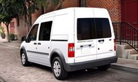 2012 Ford Transit Connect, Back quarter view copyright MSN Autos. , manufacturer, exterior