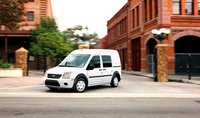 2012 Ford Transit Connect, Front quarter view copyright MSN Autos., exterior, manufacturer