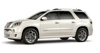 2012 GMC Acadia, Front quarter view copyright Yahoo Autos. , exterior, manufacturer, gallery_worthy