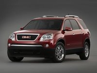 2012 GMC Acadia, Front quarter view copyright AOL Autos. , exterior, manufacturer, gallery_worthy