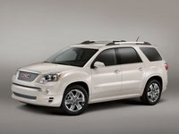 2012 GMC Acadia, Front quarter view copyright AOL Autos. , exterior, manufacturer