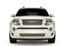 2012 GMC Acadia, Front View copyright AOL Autos. , manufacturer, exterior
