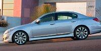 2012 Hyundai Genesis, Side View. , exterior, manufacturer