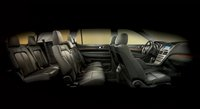 2012 Lincoln MKT, Front and back view. , interior, manufacturer