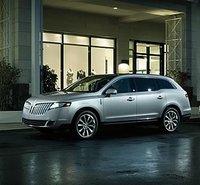 2012 Lincoln MKT, Front quarter view. , exterior, manufacturer
