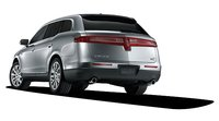 2012 Lincoln MKT, Back quarter view. , exterior, manufacturer