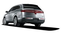 2012 Lincoln MKT, Back quarter view. , manufacturer, exterior