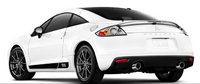 2012 Mitsubishi Eclipse, Back View. , exterior, manufacturer