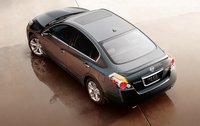 2012 Nissan Altima, Aerial View. , exterior, manufacturer