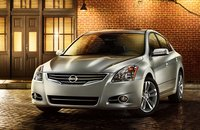 2012 Nissan Altima, Front quarter view. , exterior, manufacturer