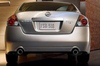 2012 Nissan Altima, Back View. , exterior, manufacturer