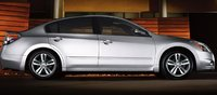 2012 Nissan Altima, Side View. , exterior, manufacturer