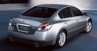 2012 Nissan Altima, Back quarter view. , manufacturer, exterior