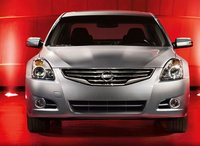 2012 Nissan Altima, Front View., exterior, manufacturer