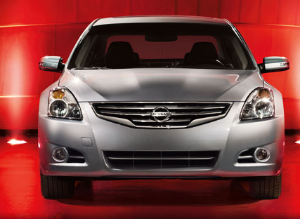2012 Nissan Altima, Front View., exterior, manufacturer