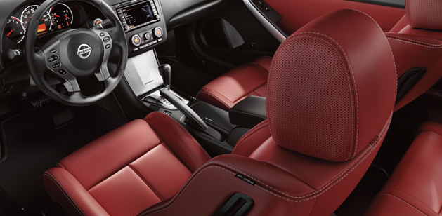 2012 Nissan Altima Coupe