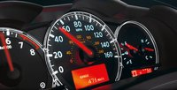 2012 Nissan Altima Coupe, Close-up of instrument gages , interior, manufacturer