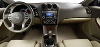 2012 Nissan Altima Coupe, Front View. , interior, manufacturer