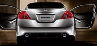 2012 Nissan Altima Coupe, Back VIew., exterior, manufacturer