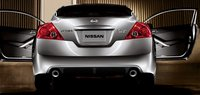 2012 Nissan Altima Coupe, Back VIew., manufacturer, exterior