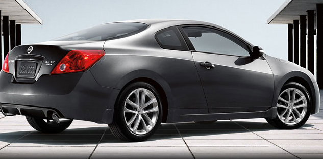 2012 nissan altima coupe - overview
