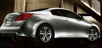 2012 Nissan Altima Coupe, Back View. , manufacturer, exterior