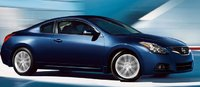 2012 Nissan Altima Coupe, Front quarter view. , exterior, manufacturer, gallery_worthy