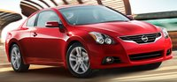 2012 Nissan Altima Coupe, Front quarter view., exterior, manufacturer, gallery_worthy