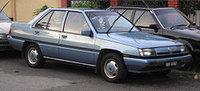 1985 Proton Saga Overview