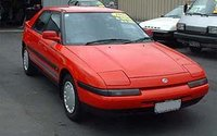 1991 Mazda 323 Overview
