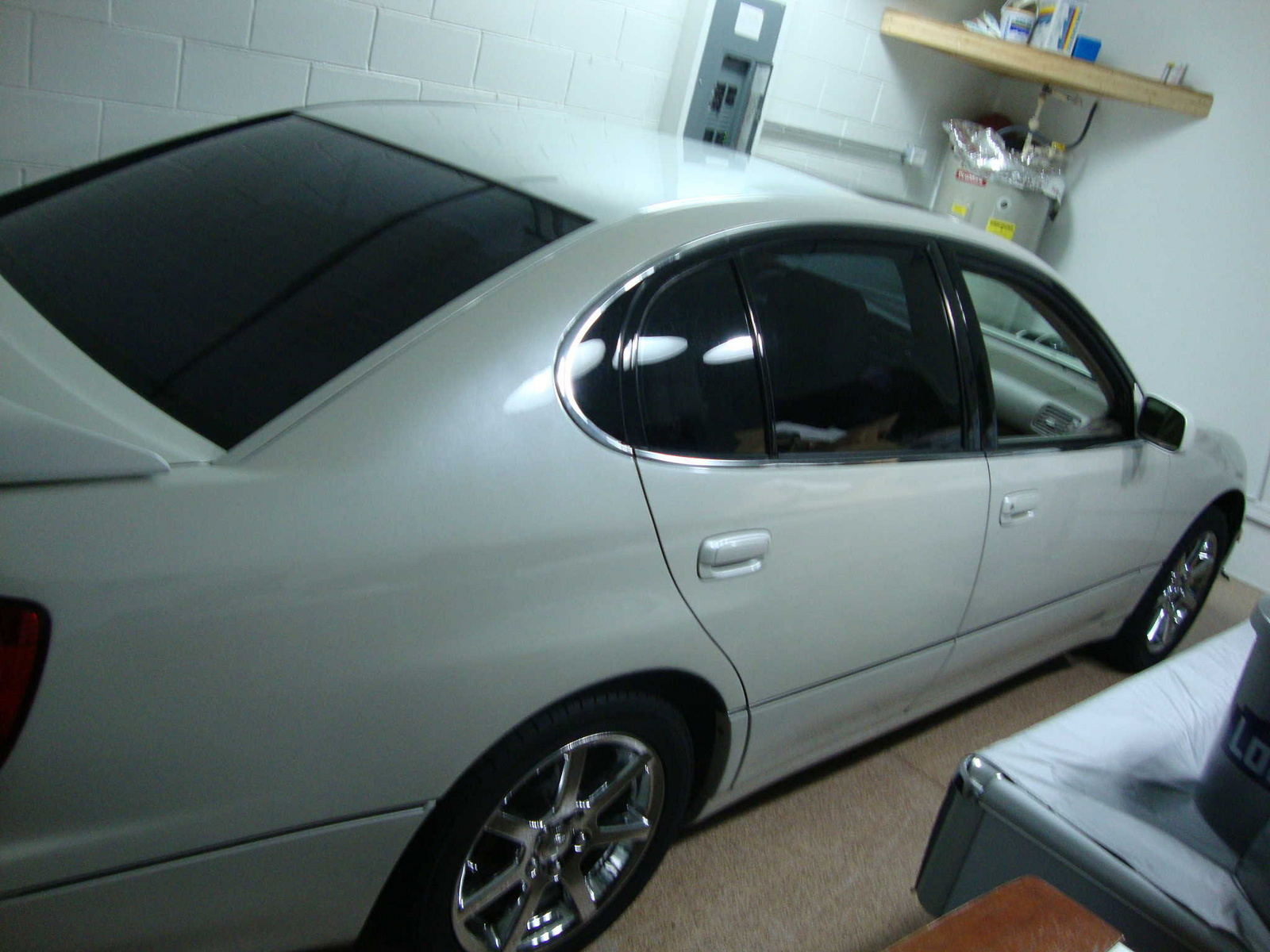 2004 Lexus GS 430 4 Dr STD Sedan picture