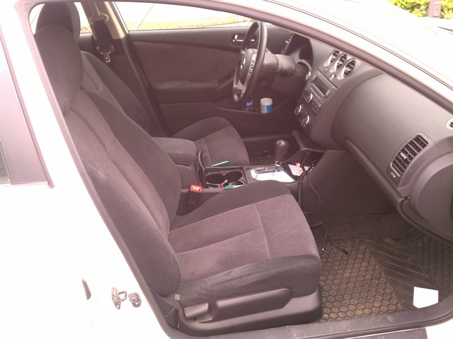 Picture Of 2008 Nissan Altima 2.5 S, Interior, Gallery_worthy
