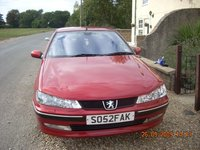 2003 Peugeot 406 Overview