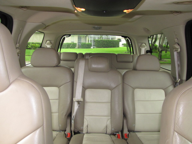 Picture Of 2003 Ford Expedition Eddie Bauer 4wd Interior