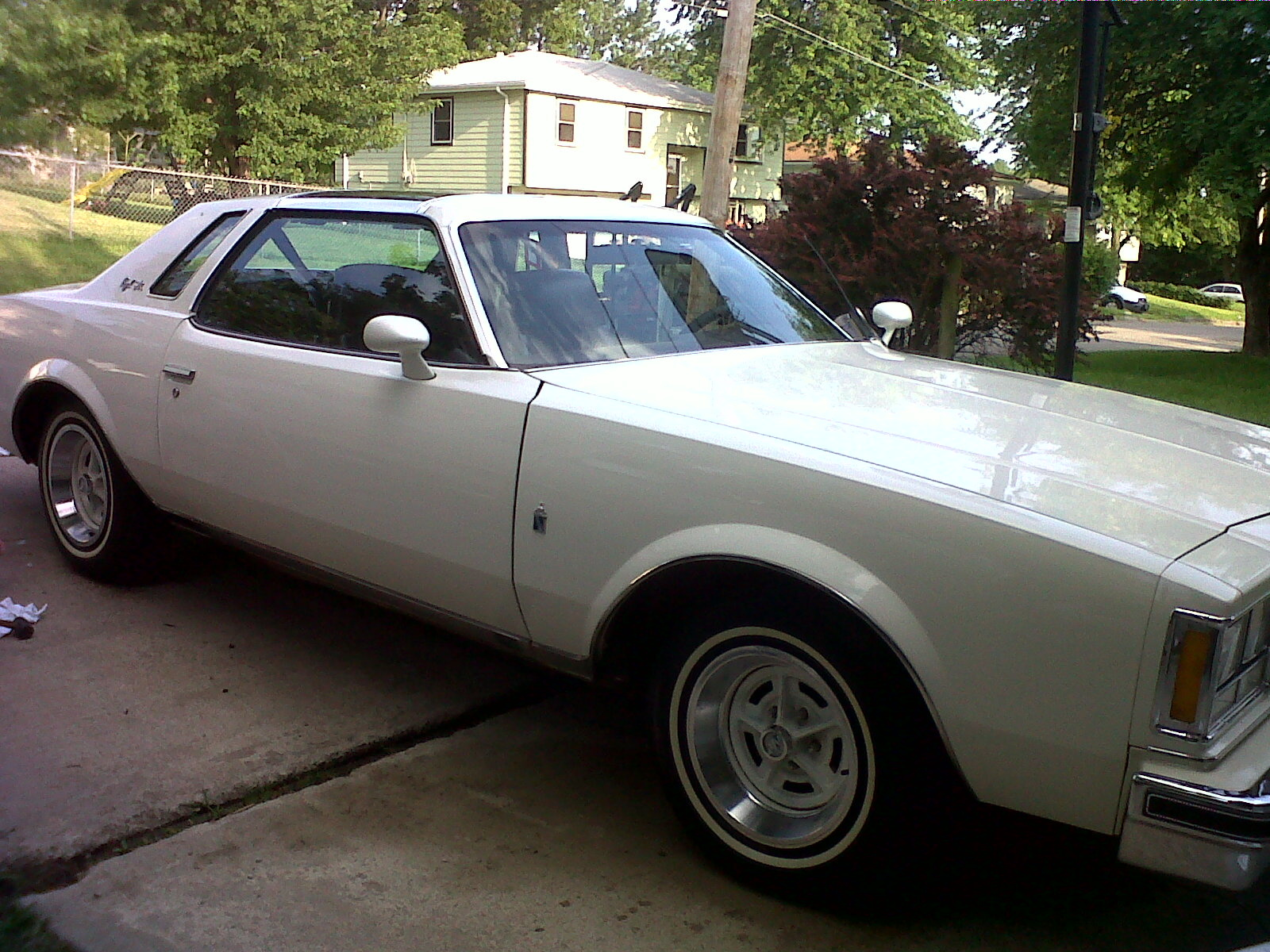 Buick Regal Questions - I have a 1976 Buick Regal SR with the Hurst