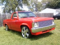 Dodge Dakota Questions - Where is the ASD located under the