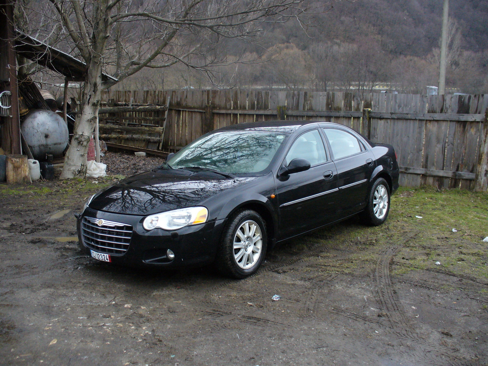Picture of 2006 Chrysler Sebring Limited, exterior