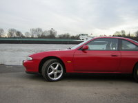 1996 Nissan 200SX Overview