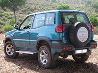 Picture of 1996 Nissan Terrano II, exterior, gallery_worthy