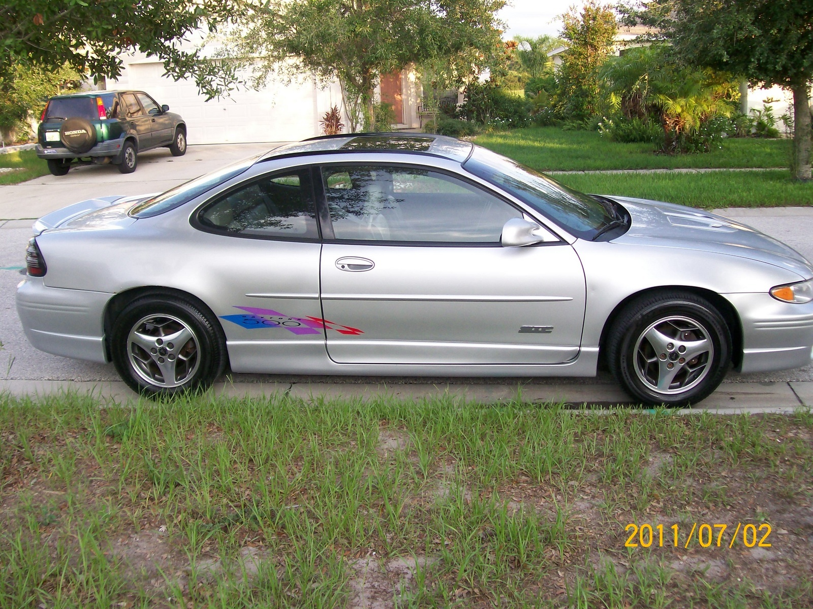 Pontiac Grand Prix Questions - 2000 Grand Prix Daytona 500 ...