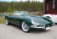 1963 Jaguar E-TYPE Overview